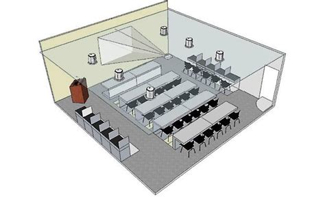 classroom layout for training training room or classroom sound system for rooms that