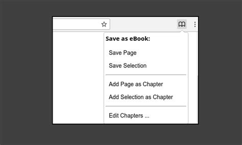 epub format tutorial how to save a webpage as ebook in epub format file