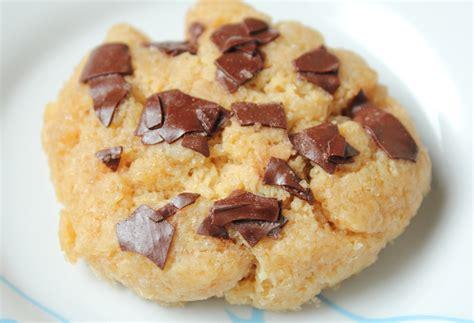 recette cookie au micro ondes