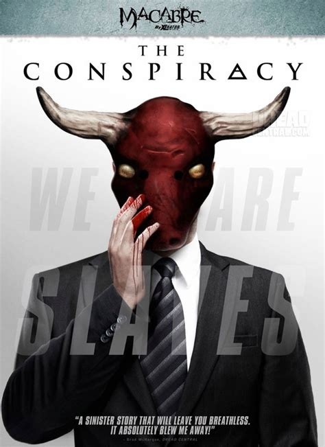 In The Conspiracy the conspiracy 2012 christopher macbride the mind reels
