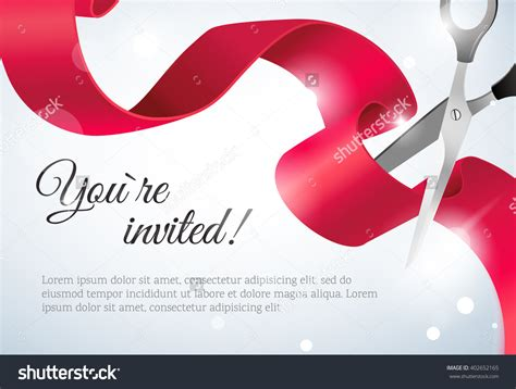 Inauguration Invitation Card Template by Inauguration Invitation Templates Cloudinvitation