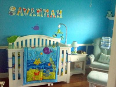 ocean themed crib bedding ocean wonders nursery theme