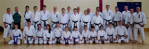 skif karate skif ireland national squad training and competitions