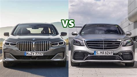 Bmw 7 Series 2020 Vs 2019 by 2020 Bmw 7 Series Vs 2019 Mercedes S Class
