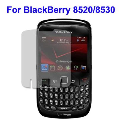 Baterai Bb 8520 lcd screen protector for blackberry 8520 8530 with lcd jakartanotebook
