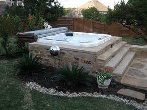 Backyard Spas 25 Best Ideas About Tubs On Pinterest Tub Patio