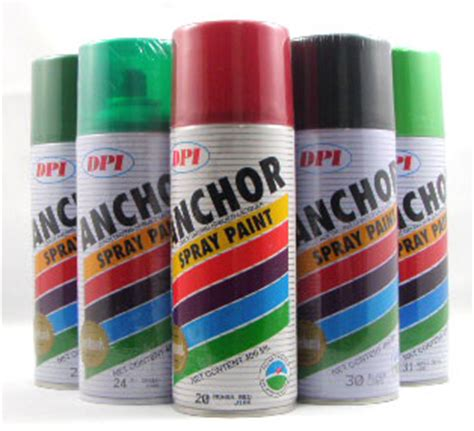 sf onlines 400ml anchor aerosol spray paint