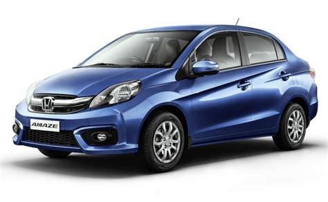 honda car amaze honda amaze e petrol price in india features car