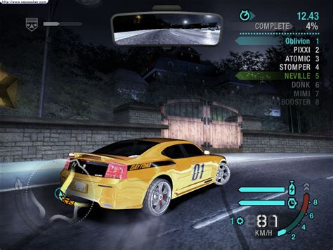 need for speed game for pc free download full version s d free games need for speed carbon 3 mb highly