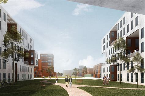 Unc Housing by Ustc New Cus V1 Studio