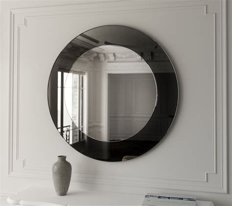 black mirror glass color mirror