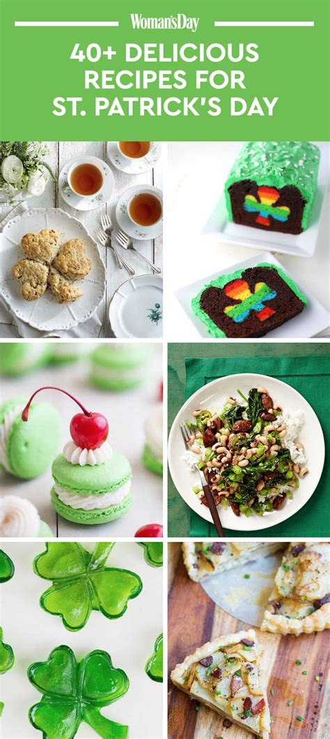 Recipes For S Day 45 St Patricks Day Recipes Food Ideas For St