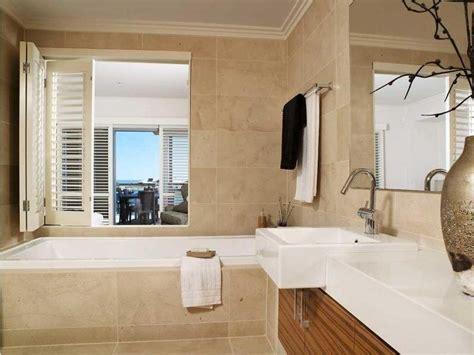 Modern Bathroom Window Ideas Modern Bathroom Design With Bi Fold Windows Using Ceramic
