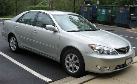 06 Toyota Camry File 05 06 Toyota Camry Xle Jpg