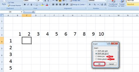 learning microsoft excel shortcut keys learn new things shortcut key for delete insert column