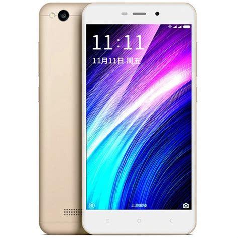 Xiaomi Redmi 4a Gold Ram 2gb Rom 16gb Limited 1 xiaomi redmi 4a 5 quot dual sim phone 2gb ram 16gb rom chaign gold free shipping dealextreme