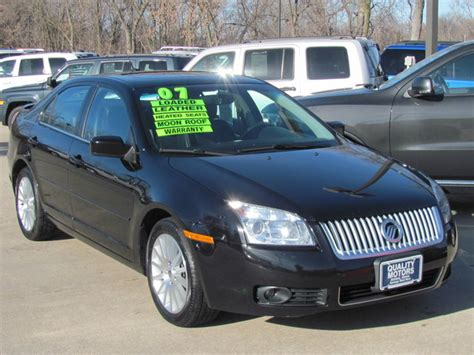 2007 Mercury Milan Problems by 2007 Mercury Milan For Sale In Ames Ia 4703