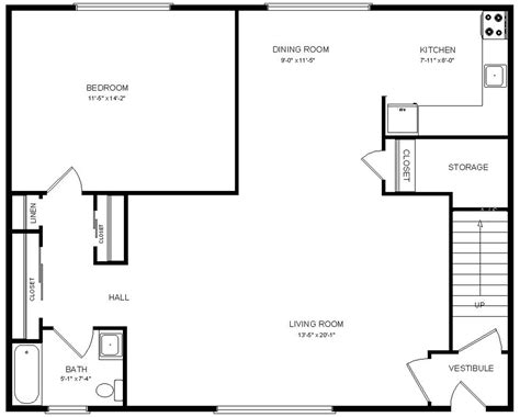 free floor plans diy printable floor plan templates plans free