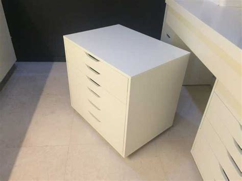 Alex Drawer Unit For Sale by Alex Drawer Unit On White Castors For Sale From Kuala