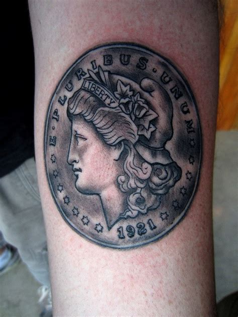 tattoo parlor adams morgan 1000 images about coin currency tattoos on pinterest