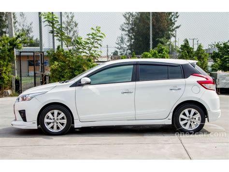 Toyota Yaris G At 1 5 2015 toyota yaris 2015 g 1 2 in กร งเทพและปร มณฑล automatic