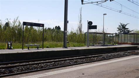 L'inaccessibilit de la gare SNCF d'Argeles sur Mer pour les utilisateurs de fauteuil roulant