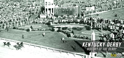 history of in 2016 kentucky derby history of the derby