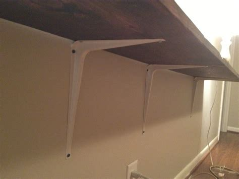 floating shelves behind couch floating shelf behind couch for the home pinterest