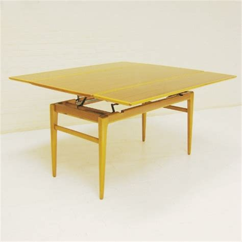 Coffee Table As Dining Table Dining Table Adjustable Height Dining Table Coffee