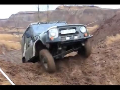 best 4x4 for road best 4x4 russian cars lada niva uaz 469 luaz
