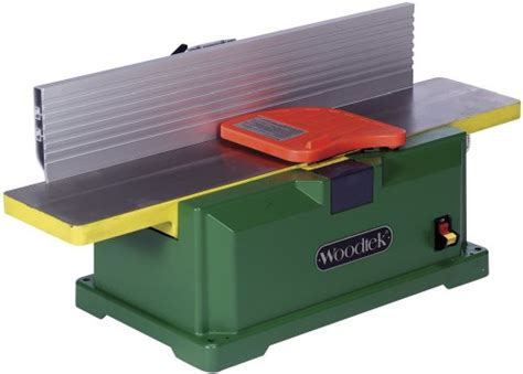 best bench planer planer jointer woodtek 115955 machinery jointers