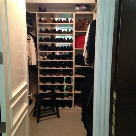 Walk In Closet Small by 18 Small Walk In Closet Designs Ideas Design Trends