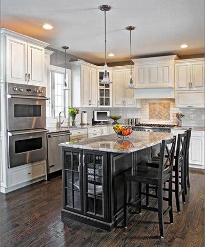 mix  match  kitchen countertops