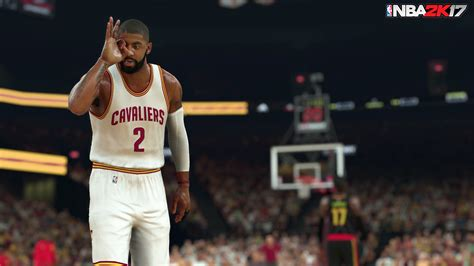 Mba 2k17 Can U Be In 3 Point And Dunk by Nba 2k17 Screenshot Kyrie Irving Nlsc
