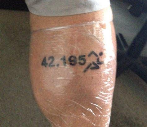 los mejores tatuajes para corredores runfitners