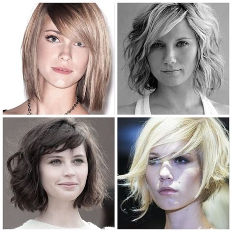 does a bob cut make the face rounder 79 best hairstyle ideas images on pinterest hair colors