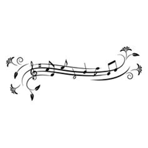 cenefas musicales free musical notes vector free vector