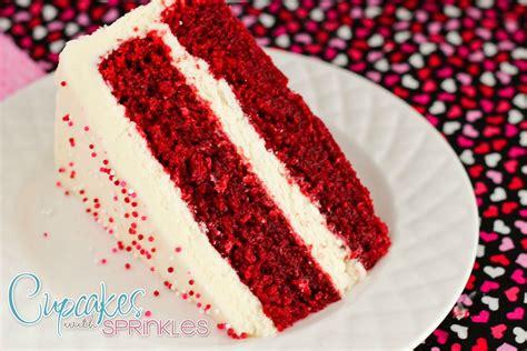 Fashioned Cinnamon Velvet Cake Ultah Medan musely