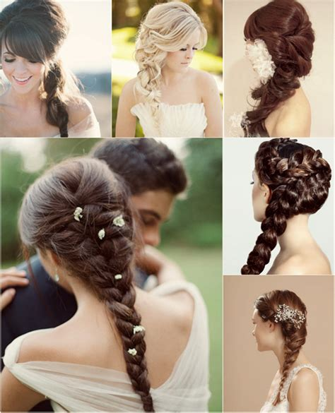 braid hairstyles for long hair wedding 7 braided hairstyles for wedding in autumn 2013 vpfashion