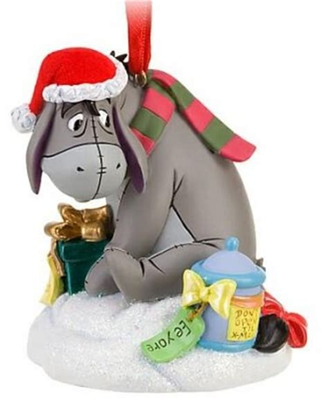 eeyore ornament 2010 from our christmas collection