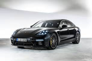 Images Of A Porsche Exclusive Photos 2017 Porsche Panamera Gets Spoiler