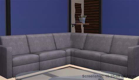 Sims 3 Sectional Sofa Sims 3 Sectional Sofa Refil Sofa