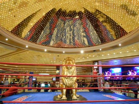 Reception   Picture of MGM Grand Hotel and Casino, Las