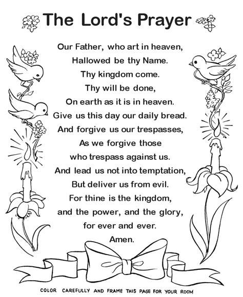 The Lord S Prayer Board Book catholic education mrs kroeger s grade 2 class