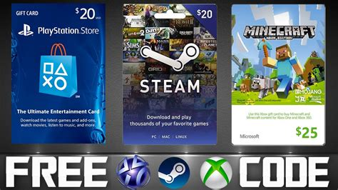 Free Steam Code Giveaway - free playstation xbox and steam codes giveaway youtube