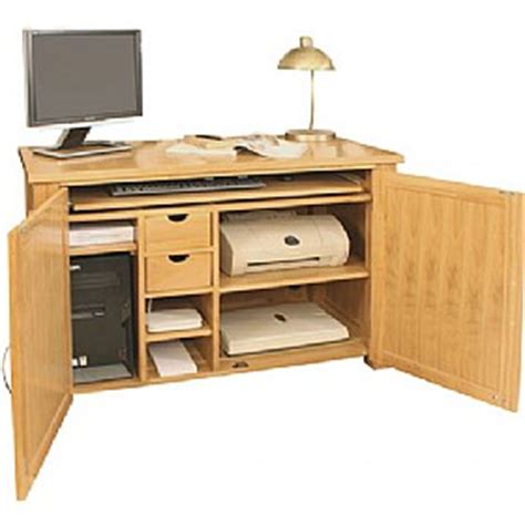 cavalli solid oak computer desk hideaway medara solid wood computer desk hideaway static computer