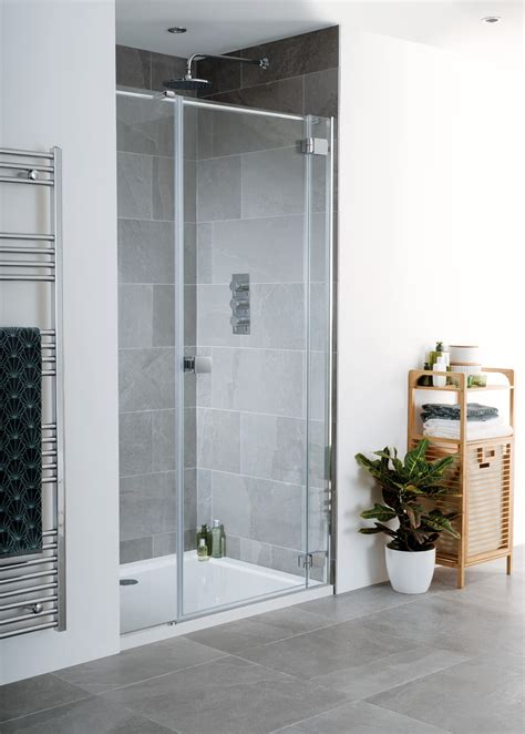 Lakes Island Cayman 1600 X 2000mm Hinge Shower Door And Glass Shower Doors Island