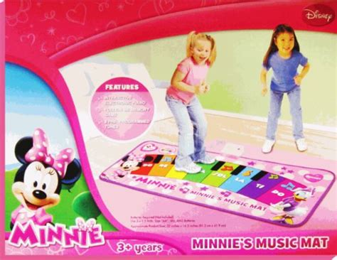 Disney Musical Mat Minnie Mouse - mickey mouse musical floor piano