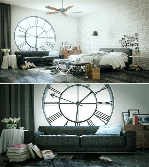 bedroom clock 10 extraordinary bedrooms