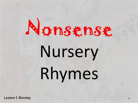 printable version ning nang nong nonsense poetry by choralsongster teaching resources tes